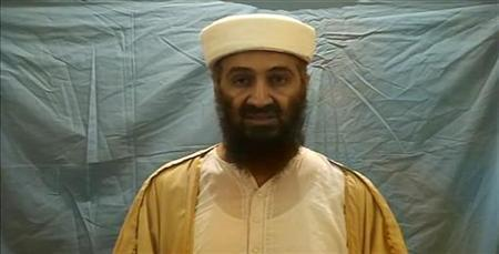 Osama bin Laden is shown in this video frame grab released by the U.S. Pentagon May 7, 2011. REUTERS/Pentagon/Handout