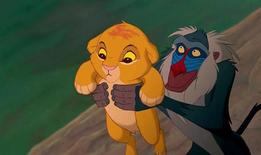 "<p>A scene from ""The Lion King"". REUTERS/ Courtesy of Walt Disney Pictures</p>"