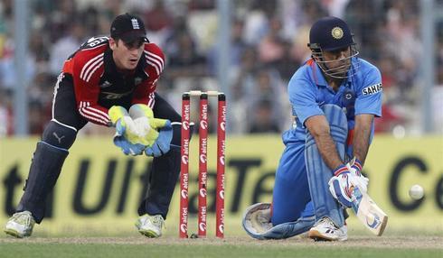 India vs England - Fifth ODI