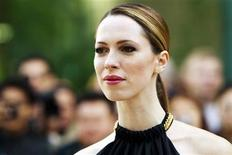 "<p>Cast member Rebecca Hall arrives during a gala for the film ""The Awakening"" during the 36th Toronto International Film Festival (TIFF), September 16, 2011. REUTERS/Mark Blinch</p>"