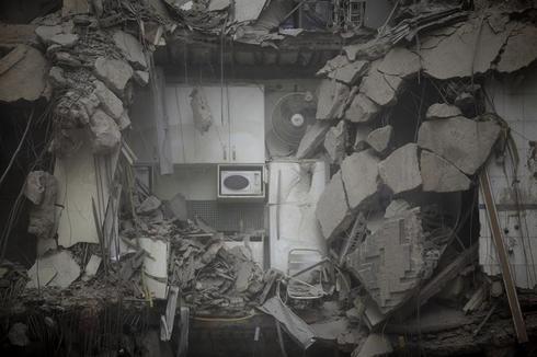 Rio building collapse