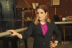 <p>Elvis Presley's daughter, Lisa Marie Presley, is pictured at Graceland the Memphis, Tennessee estate in this handout released on February 1, 2012. REUTERS/Handout</p>