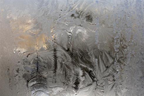 East Europe deep freeze