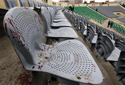 Egypt soccer tragedy