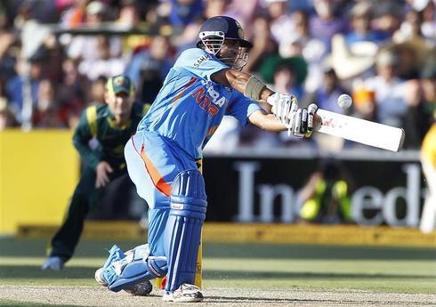 India vs Australia - fourth ODI
