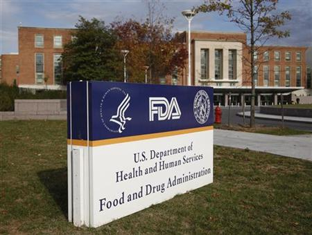 The headquarters of the U.S. Food and Drug Administration (FDA) is shown in Silver Spring, Maryland, November 4, 2009. REUTERS/Jason Reed
