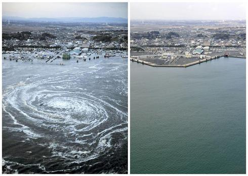 Tsunami: Then and now