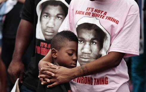 Trayvon Martin tributes