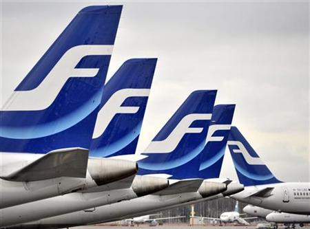 Finnair wants help to stem its losses on short-haul routes  Photo Credit: Reuters/Markku Ulander/Lehitkuva