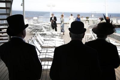 Retracing the Titanic