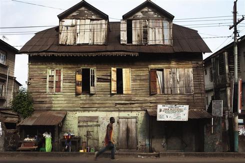 Sierra Leone architecture