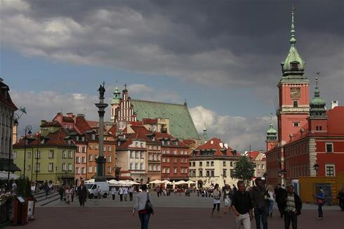 Life in Warsaw