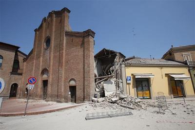 Deadly quake shakes Italy