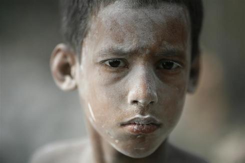 Child laborers