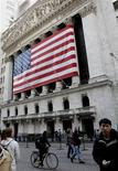 <p>Les investisseurs estiment qu'il sera difficile de réaliser des gains importants sur les marchés cette semaine, compte tenu de l'accumulation des signes de ralentissement dans le monde et la persistance de la crise de la dette la zone euro. /Photo d'archives/REUTERS/Brendan McDermid</p>