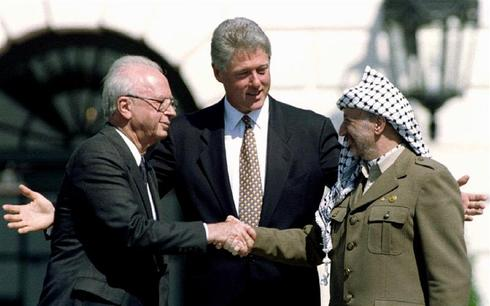 The legacy of Arafat