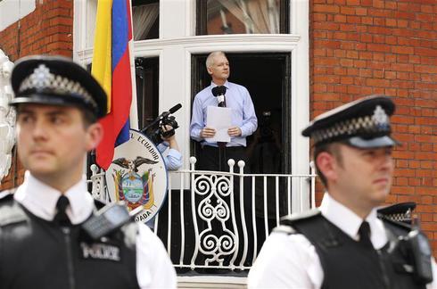 The trials of Julian Assange
