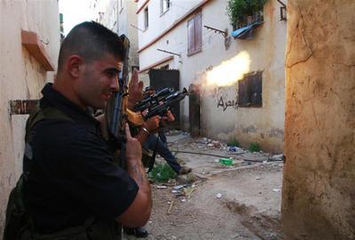 Syria spills into Lebanon