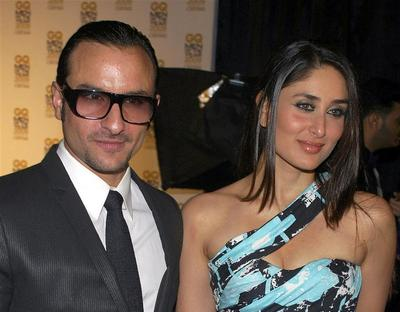 Saif and Kareena get married