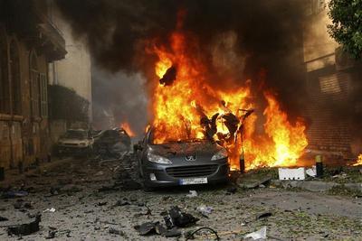 Bombing in Beirut