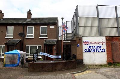 Northern Ireland's peace walls
