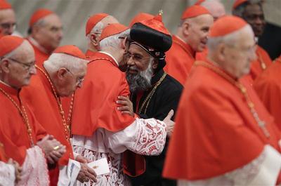New Indian cardinal