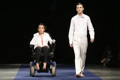 Disabled fashion