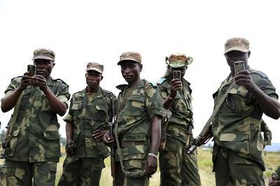 Congo's rebel movement