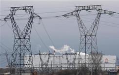 <p>Francis Rol-Tanguy, le tout nouveau délégué interministériel chargé de la fermeture et de la reconversion de la centrale nucléaire de Fessenheim, s'est vu interdire vendredi l'entrée du site par une manifestation des salariés. /Photo d'archives/REUTERS/Vincent Kessler</p>
