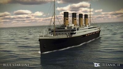 Meet the Titanic II
