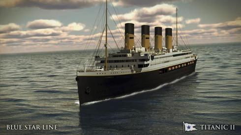 Meet the Titanic II
