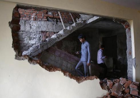 India's tenuous housing