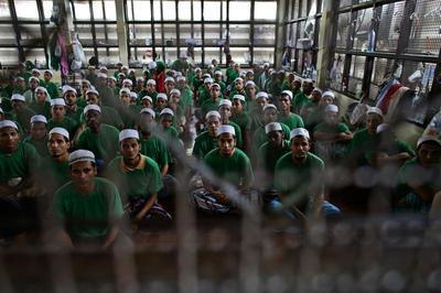 Ramadan in detention