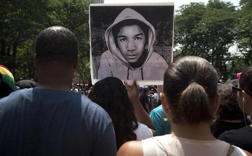 Rallies for Trayvon