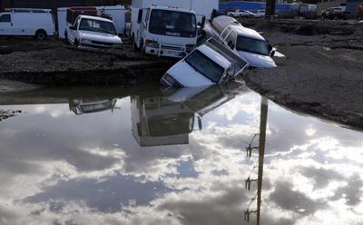 Colorado flash floods