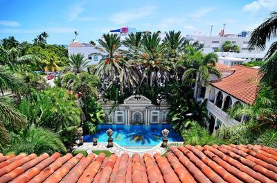 Versace's mansion