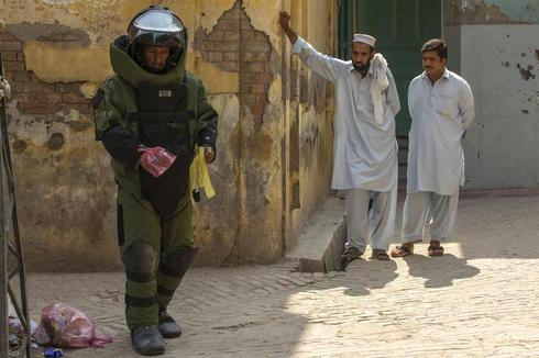 Pakistan's Hurt Locker