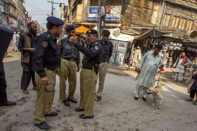 Pakistan's Hurt Locker