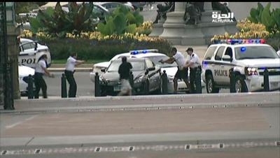 Gunfire on Capitol Hill