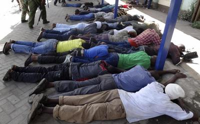 Riots in Mombasa