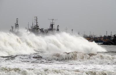 Cyclone Phailin aftermath