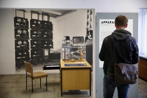 East German secret police museum