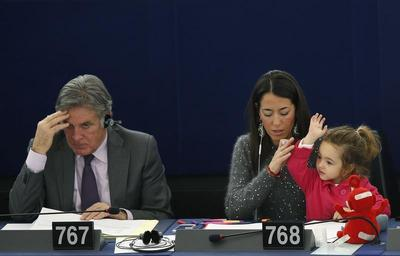 Growing up in the EU parliament