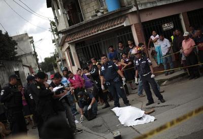 Femicide in Central America