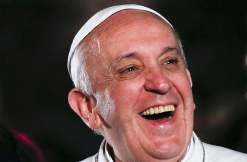 Pope Francis: Person of the year