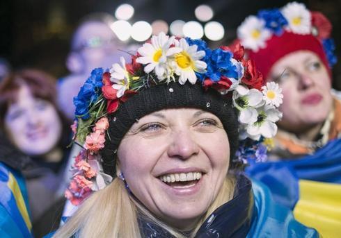 Mass rallies in Ukraine