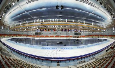 Olympic venues in Sochi