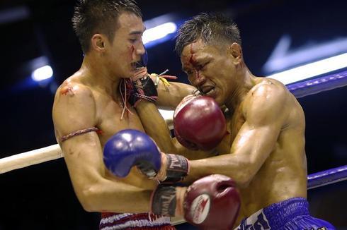 The last fight night