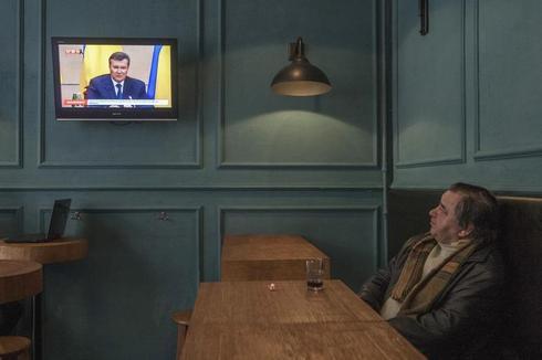 Yanukovich reappears