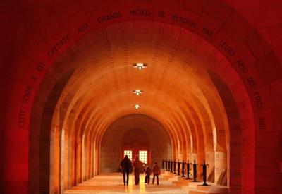 WWI - Verdun's missing villages